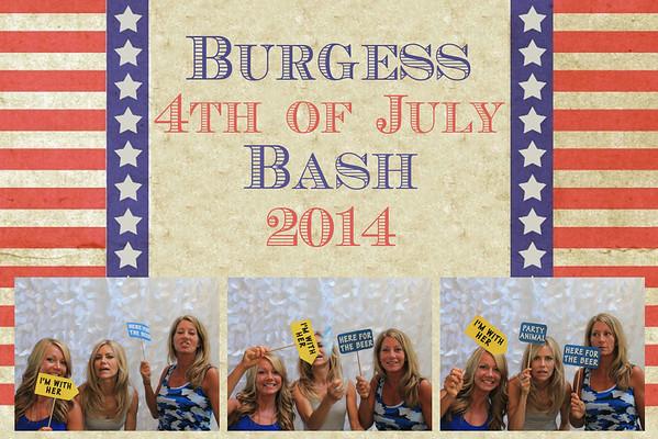 Burgess 4th of July Bash 2014