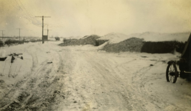 JB157.  Corn piles – 1935.jpg