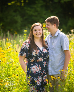 Ethan & Madie's Engagement