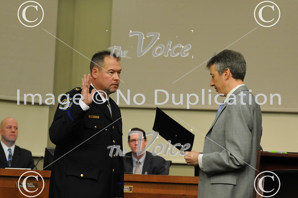 Oswego Village Board meeting 1-6-15