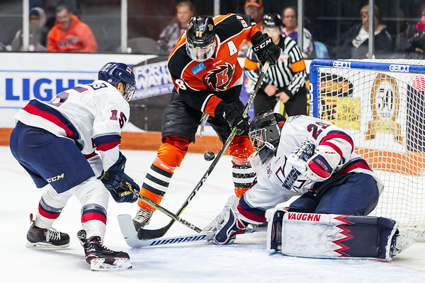 12/21/18 Komets vs. Wings