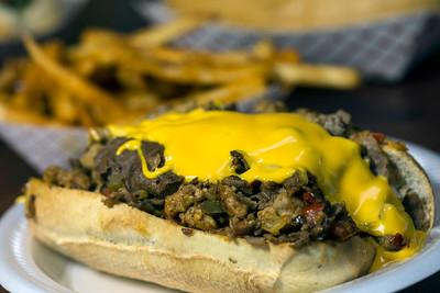 #1694 DINE: Barry's Cheesesteaks, 12/5/17