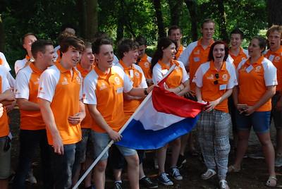 Derde ontmoeting Team Nederland