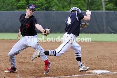Baseball: Dominion v. Heritage  - Playoffs, 05212018 (by Scott Shepherd)