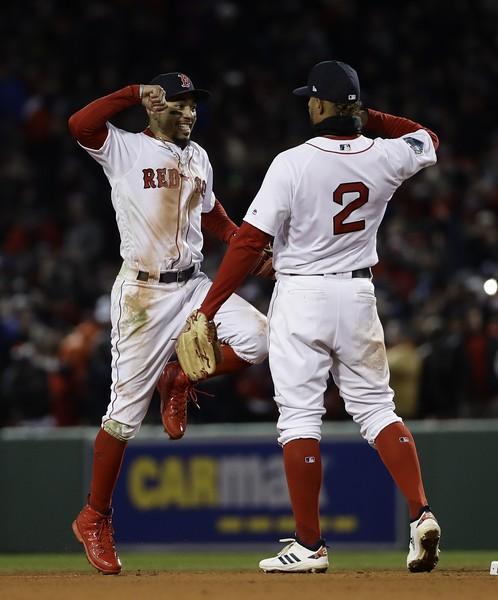 World Series Dodgers Red Sox Baseball