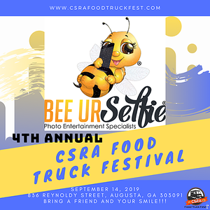 4th Annual CSRA Food Truck Festival 9-14-19