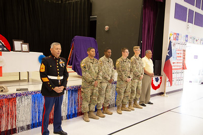 Sgt. Roberto Ituarte Veterans Day