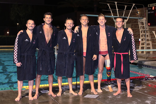MEN'S WATER POLO 2017