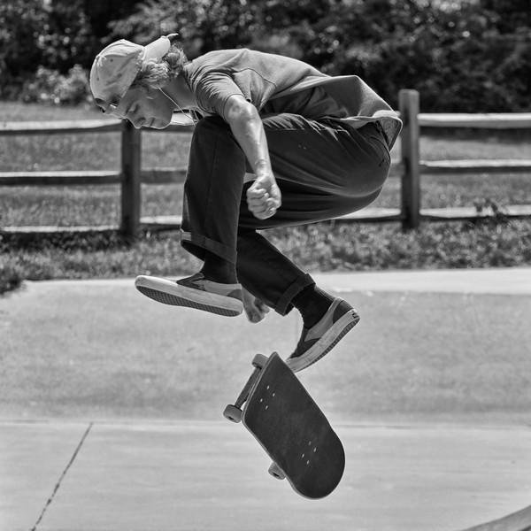 Around Reston 8-23-20 Lake Fairfax Skateboard Park