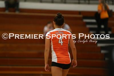 La Porte Freshman Volleyball vs. Sterling 9/15/2015