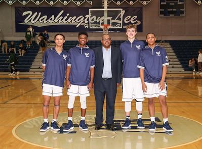 W-L Boys Basketball Senior Night (05 Feb 2019)