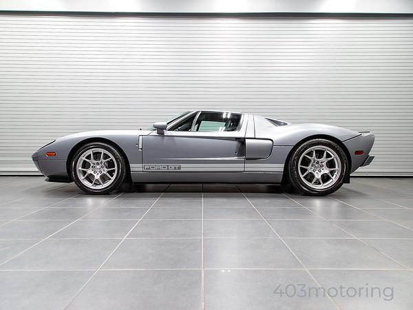 '06 GT - Tungsten Grey Clearcoat Metallic