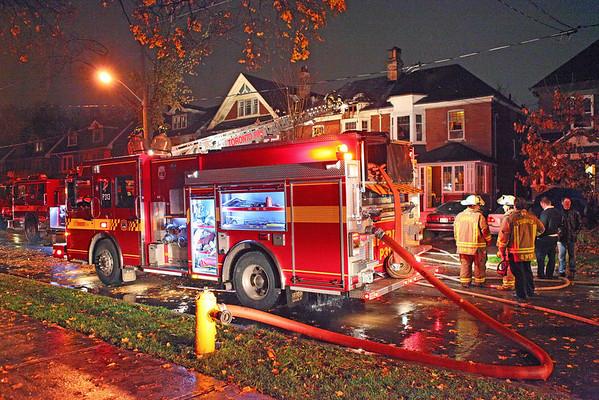 November 5, 2010 - 2nd Alarm - 9 Fulton Ave.