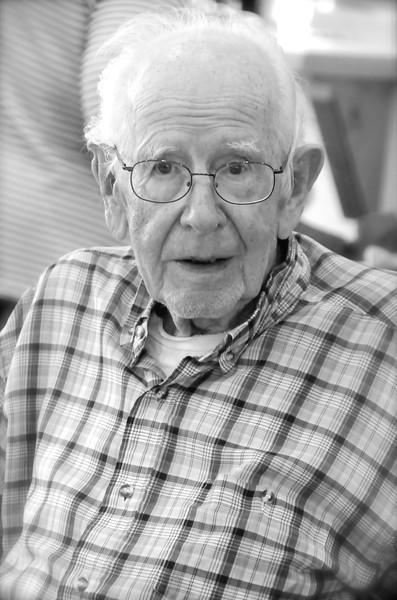 Carl Shook's 90th