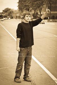Aaron Kinowski Sr Portraits