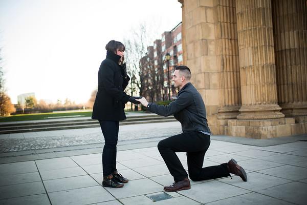 Courtney + Steve: Proposal