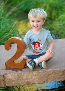 Ethan Turns 2!