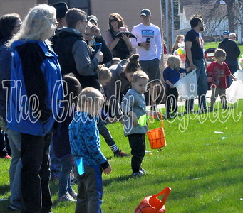 Grundy Center Easter Egg Hunt 2019