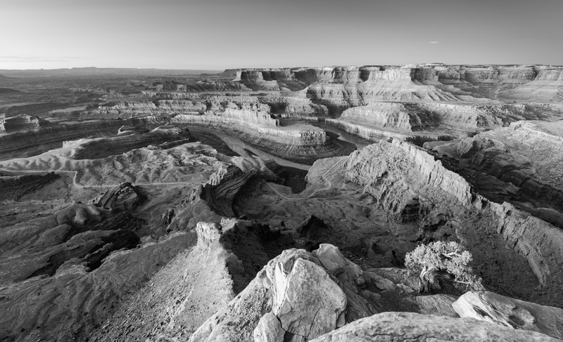 The Colorado River And Canyonlands National Park, Dead Horse Point State Park, Utah, USA