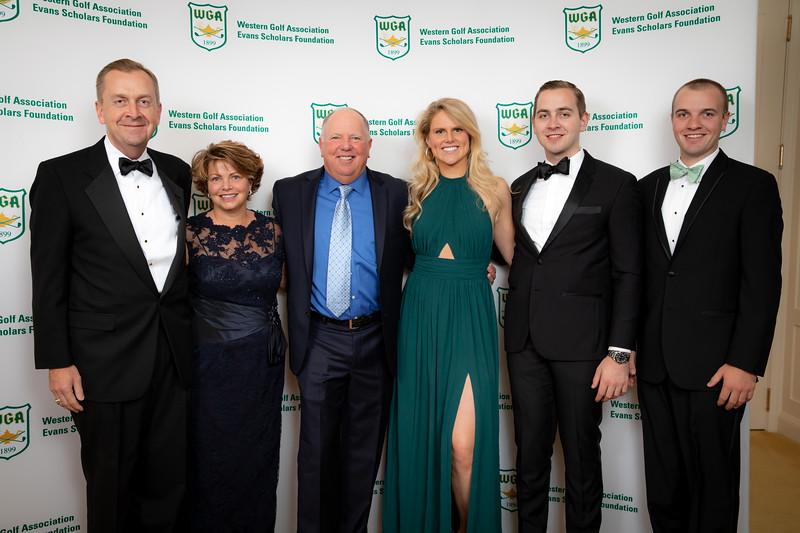 2018 Green Coat Gala ©Charles Cherney/WGA