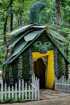 Garvin Woodland Gardens - Hot Springs, AR