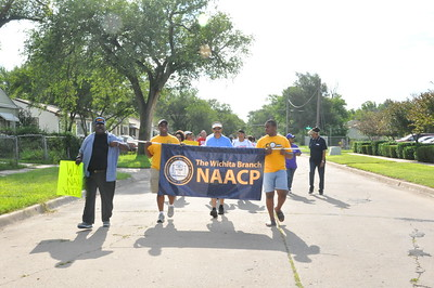 NAACP Walk Against Gun Violence  July 8, 2017