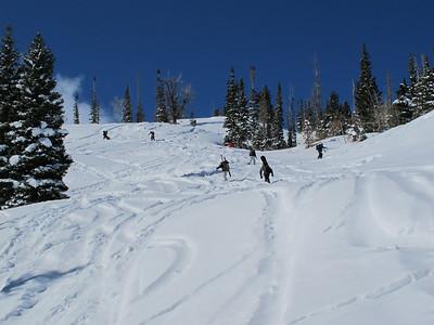 PRTS 1304 Backcountry Ski Wasatch 040413