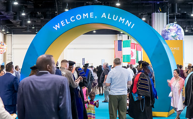 18 - Alumni Welcome Party