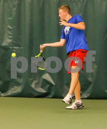 Mens Quarter-Finals - Nuzhny vs Heinrich