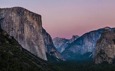 Yosemite NP - Valley