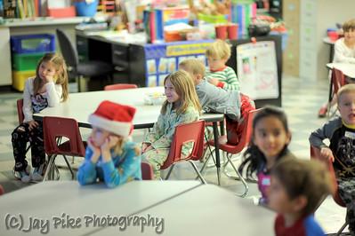 December 17, 2014 - Kindergarten Holiday Parties