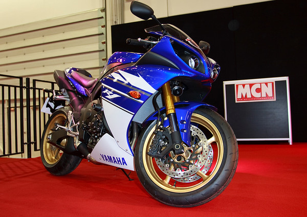 MCN Motorcycle Show 2010