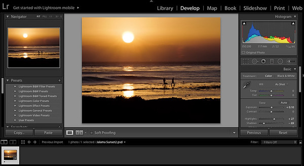 Lightroom Classes