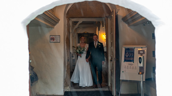 Bryllup: Signe og Leon