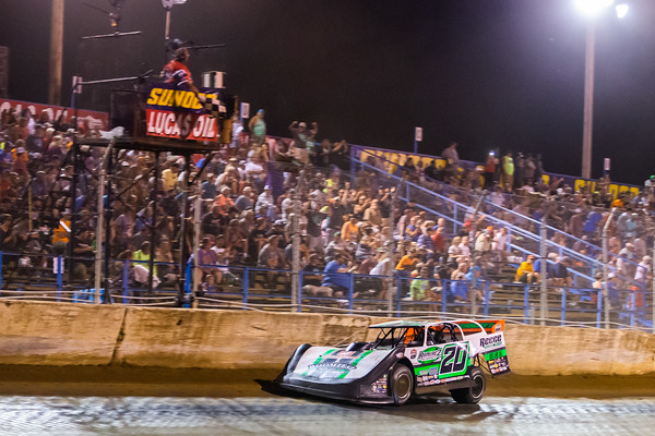 Florence Speedway (KY) 8/12