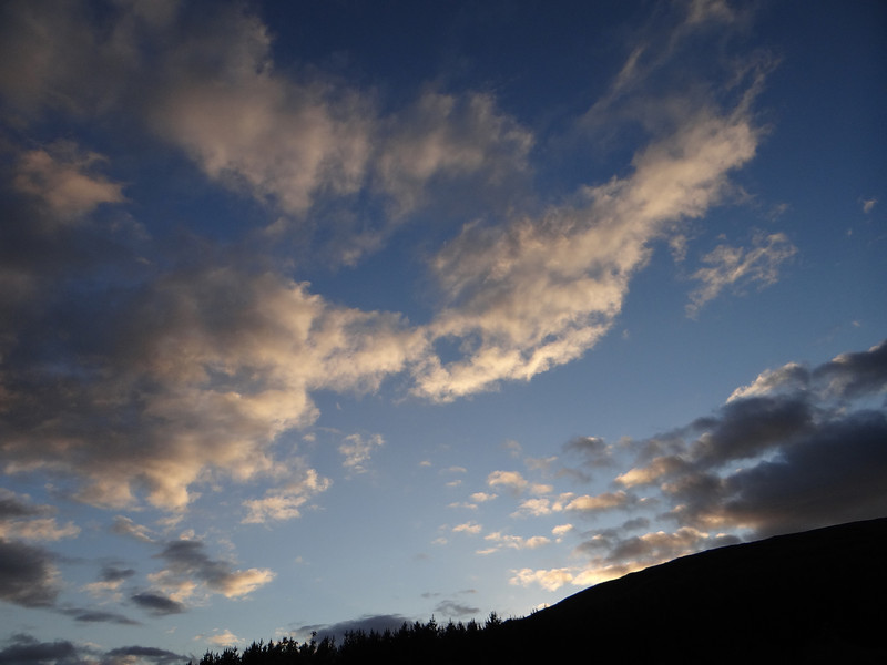 Icelandic cloudscape