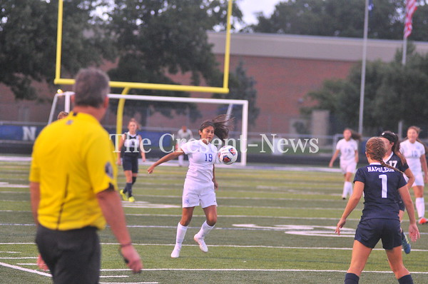 08-17-18 Sports DHS @ Napoeon girls soccer