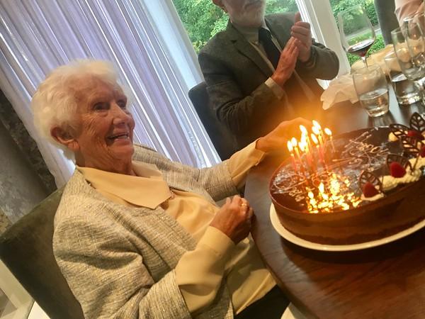 Gran's Centenary