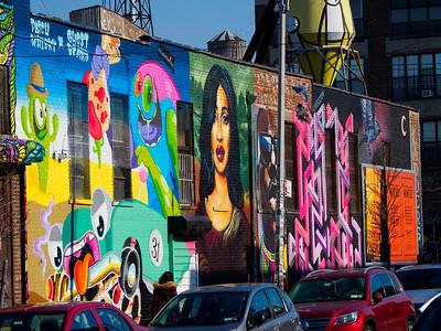 New York City Murals