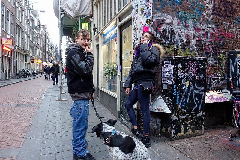 Amsterdam, 22 maart 2016, foto: Katrien Mulder