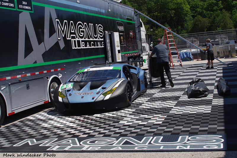Magnus Racing Lamborghini Huracan GT3