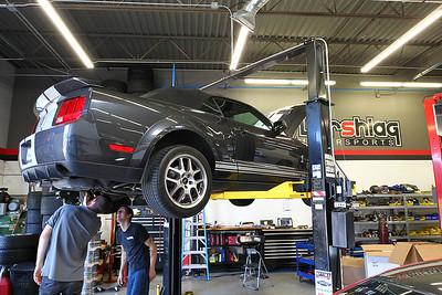 Todd Bragg's '08 Shelby GT500