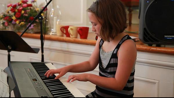 Crescendo Music Studio Spring Recital 2012