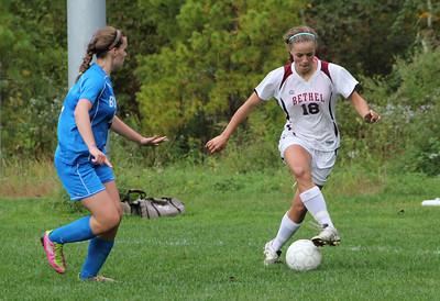 Varsity Girls Soccer vs Bunnell - 09/29/2012