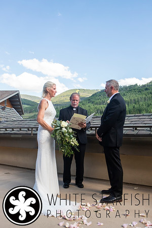 Four Seasons Vail Wedding - Rebecca and Scott