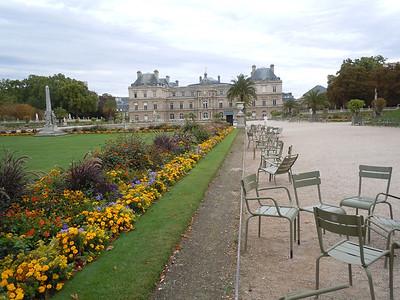 Paris and Bordeaux 2011