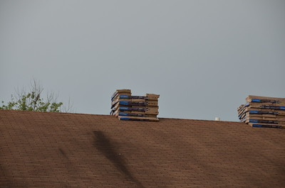 7.12.2021 Shingles on the Roof