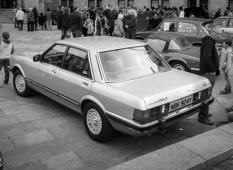 1983 Ford Granada 2.8 Ghia