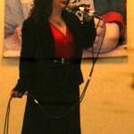 Laurell K. Hamilton - October 2004