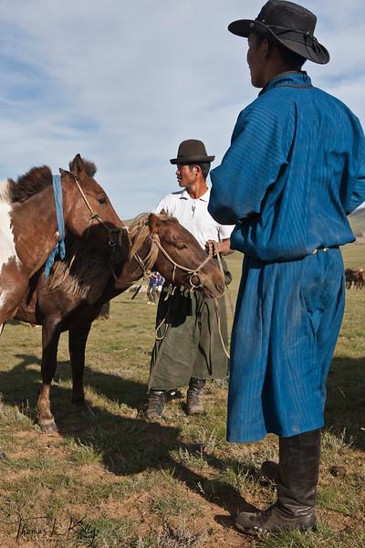 Mongols of Monkhe Tingri. Mongolia.